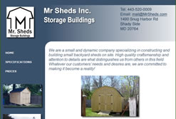 Backyard Storage Sheds Maryland