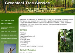 greenleaf tree service